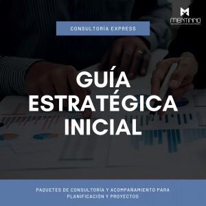 Guía estratégica inicial - Mentinno
